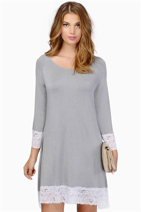 Gebby Tunik lavender day dress purple dress lace dress 11 00