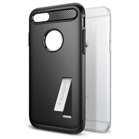 Iphone 7 Spigen Slim Armor iphone 7 iphone 8 spigen slim armor black