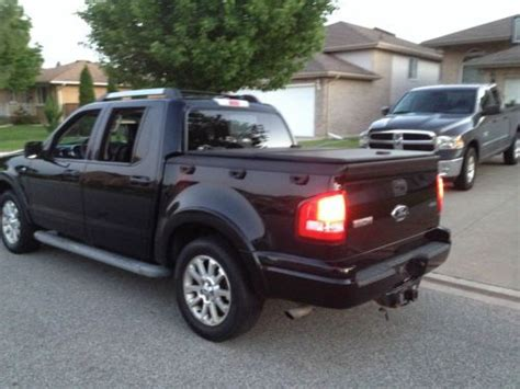 buy ford explorer sport trac buy used 2007 ford explorer sport trac limited v8 4wd