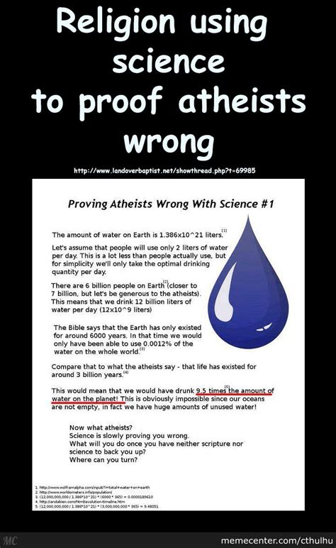 Atheist Vs Christian Meme - religion vs atheist by cthulhu meme center