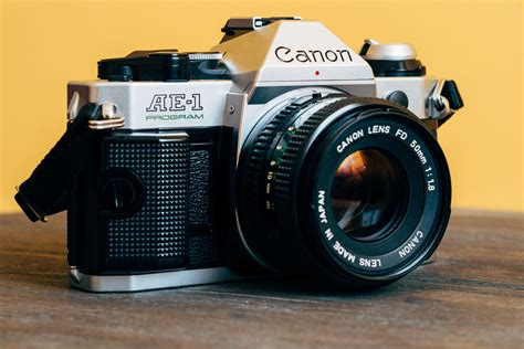 recommended film for canon ae 1 canon ae 1 camera value