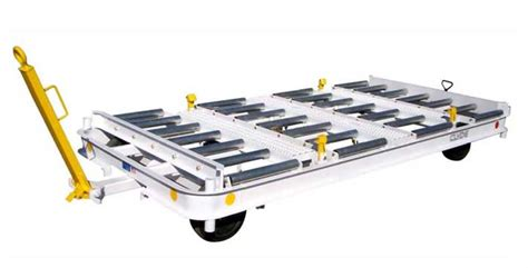 cargo dollies trailers aero specialties aircraft ground support equipment gse