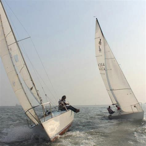 sailing boat price in india sailing at gateway of india mumbai j24 class sailboat