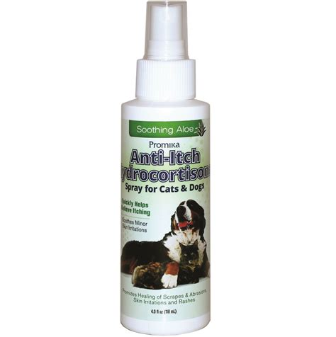 hydrocortisone for dogs promika anti itch hydrocortisone spray for cats dogs