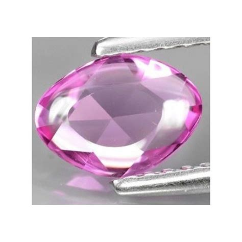 light pink sapphire loose stone 0 62 ct untreated ceylon pink sapphire loose gemstone for sale
