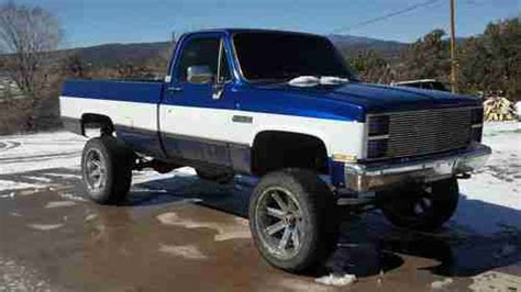 buy   chevygmc lifted restored  long bed