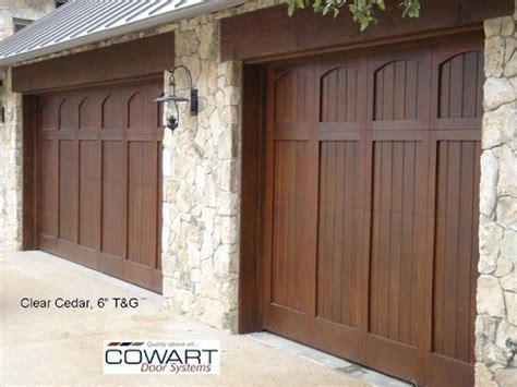 Exposed Wood Beam Header Over Garage Door Garage Doors Garage Door Support Beam