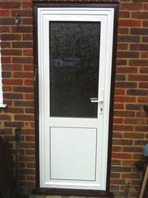 Exterior Back Doors With Glass Upvc Doors Front Doors Doors Sliding Patio