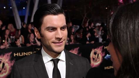 wes bentley the hunger wes bentley the hunger premiere
