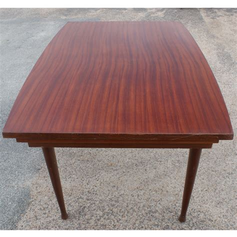 mahogany dining table vintage danish mahogany dining extension table mr10464