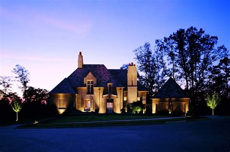 Architectural Lighting Traditional Exterior Architectural Landscape Lighting