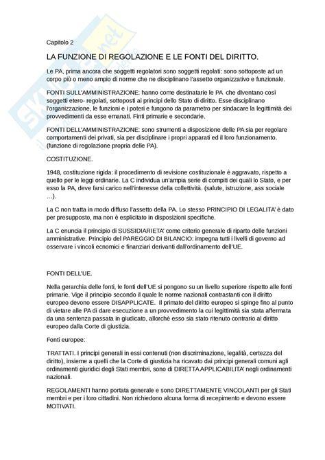 dispensa di diritto amministrativo riassunto esame diritto amministrativo prof bruti libro