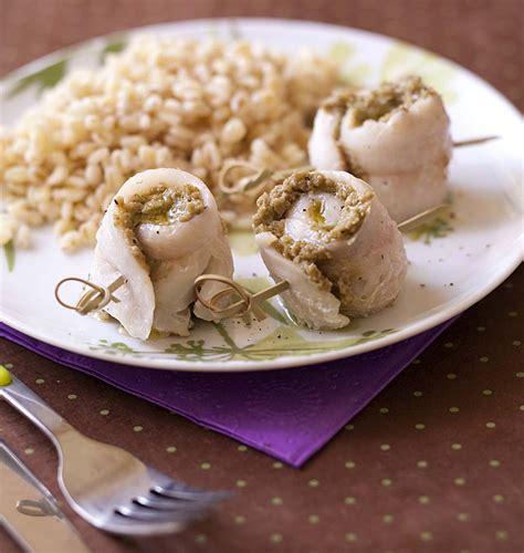 cuisiner le merlan filets de merlan roul 233 s aux olives les meilleures