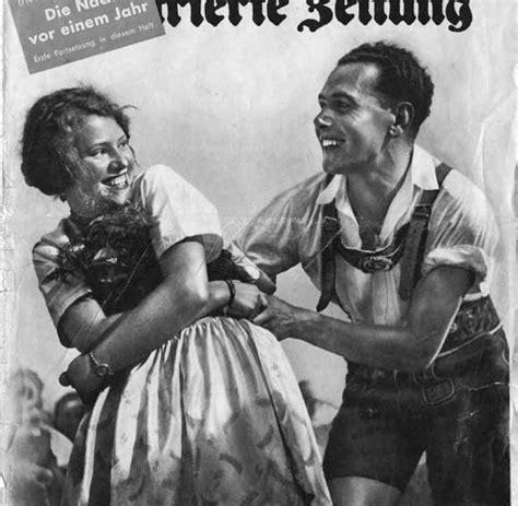 Swing Im Dritten Reich by Drittes Reich Im Bananenrock Gegen Das Braune Bayreuth Welt