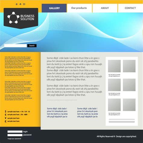 9 Designs Of Minimalist Website Templates Minimalist Website Template