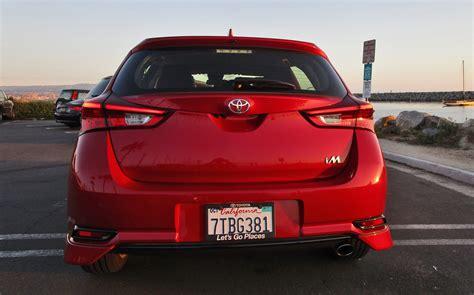 Toyota Corolla Reviews 2017 Toyota Corolla Im Review 6