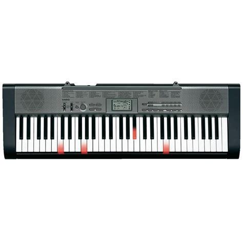 Keyboard Casio Lk keyboard with backlit casio lk 125 incl psu from conrad