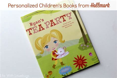personalized books for children with their picture personalized children s book from hallmark with