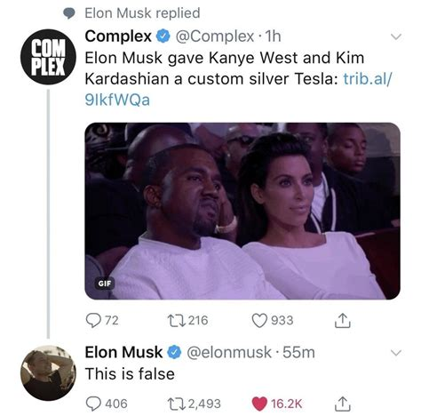 elon musk kanye west kanye west has a dope custom tesla of course and this is