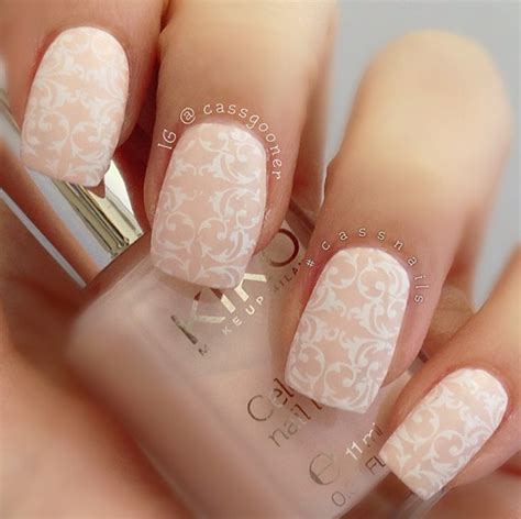 Wedding Nails by Bridal Nail Ideas