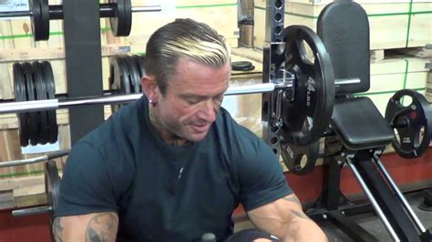 lee priest tattoos priest gives a update