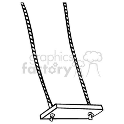 swing black and white swing black and white clipart
