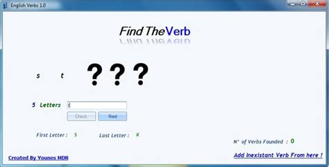 find the verb scripts codegrape