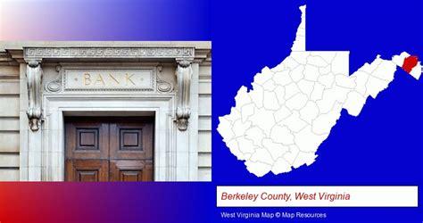 bank of the west berkeley banks in berkeley county west virginia