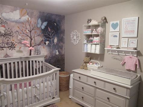 Enchanted Forest Nursery Decor Aubree S Enchanted Forest Nursery Project Nursery