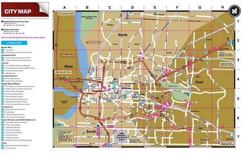 usa map tourist attractions maps update 20001107 usa tourist attractions map map
