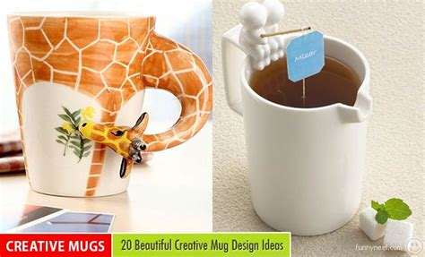 creative mug 20 stunning and creative mug design ideas from around the