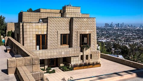 ennis house step inside los feliz s famous ennis house slideshow photos l a weekly