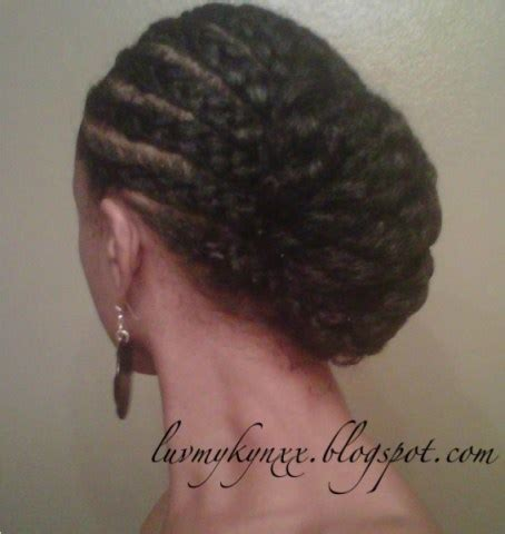 large cornrow bun styles 7 ways to rock cornrows flat twists black girl with