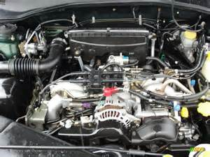 2 5 Subaru Engine 2001 Subaru Outback Limited Wagon 2 5 Liter Sohc 16 Valve