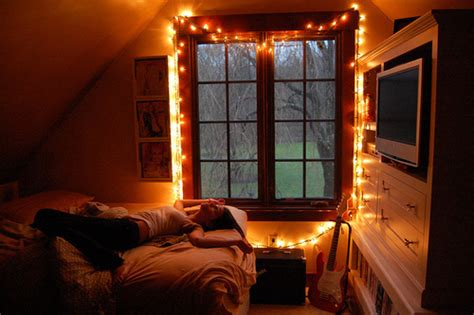 Pretty Bedroom Lights Bedroom Lights Pretty Image 269809 On Favim