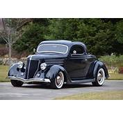 1936 Ford 3 Window Coupe High Quality  SOLD
