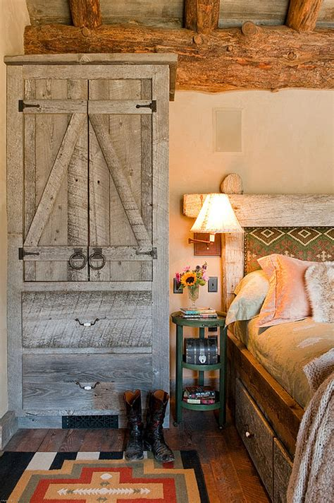inspiring rustic bedroom ideas  decorate  style