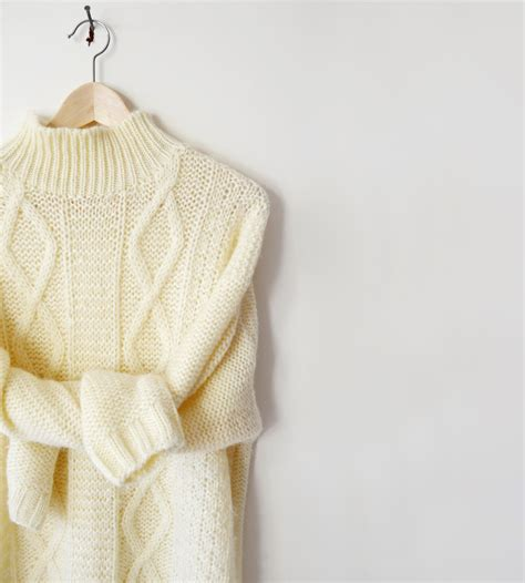 oversized cable knit sweaters vintage oversized cable knit sweater by