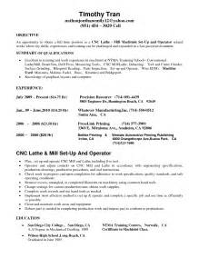 what are some skills to list on a resume cnc machinist resume getessay biz