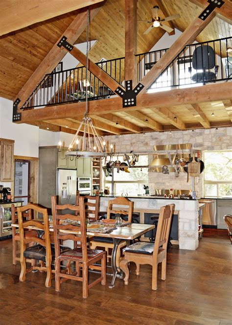 Country Kitchen Floor Plans luxury farmhouse barndominium rostrata builders