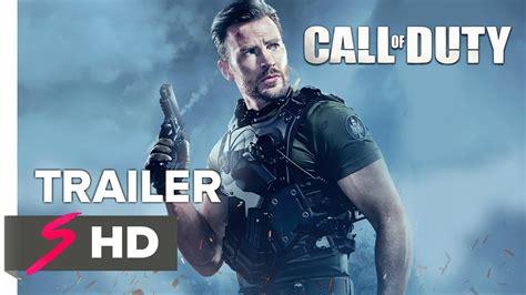 film perang call of duty call of duty movie trailer 1 2017 chris evans fan made
