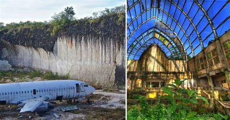 strangely abandoned places  bali   give  chills