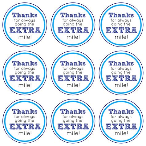 printable gift tags for employee appreciation 9 best images of extra gum printable gift tags extra gum
