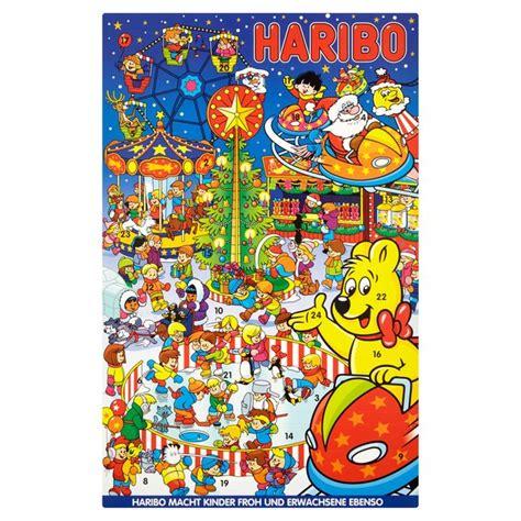 Calendrier Haribo Haribo Advent Calendar From Ocado