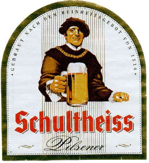 Schultheiss Brauerei Berlin by Dieses Schultheiss Pilsener Kommt Der Schultheiss