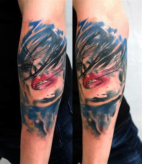 single needle tattoo london 412 best images about tattoo watercolor on pinterest