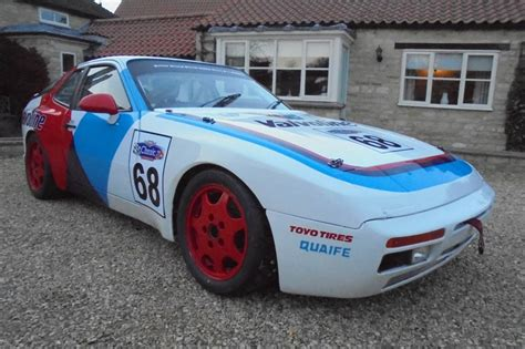 porsche 944 rally car racecarsdirect com porsche 944 s2 race car ex porsche