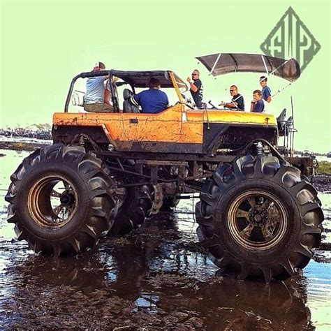 Big Jeep Tires Big Jeep Mud Truck Jeep O O Jeeps