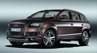 Audi X7 Audi Sets 2010 My Availability And Pricing For Its Q7