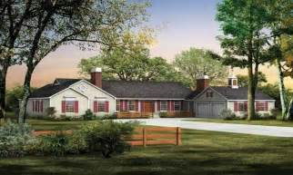 Spanish House Plans With Courtyard House Plans Ranch Style Home Country Ranch House Plans